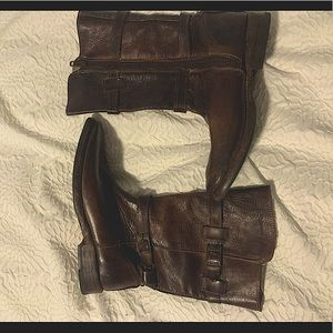 Brand new bed stu boots